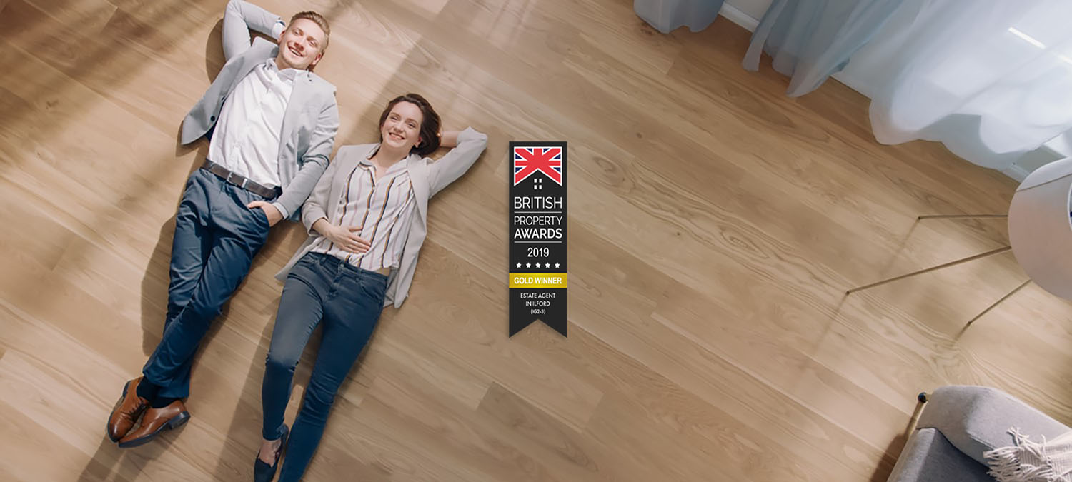 Kurtis Property have been presented with a Gold Award as the best estate agent in Ilford & Goodmayes (IG2 & IG3) by the British Property Awards 2019.